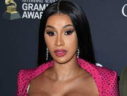 Cardi B slammed an edited picture of ...