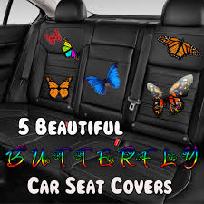 butterfly #car #seat #covers | Butterfly Car Seat Covers ...