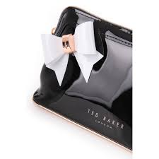 ted baker womens accessories aubrie bow