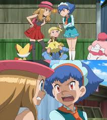 """Serena's Fennekin on Instagram: """"XY Episode 26: ~~~~~ And here we go  again... this time they think the other s… 