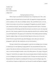 animal farm oppression essay one of the themes of the novel is 4 pages animal farm propaganda