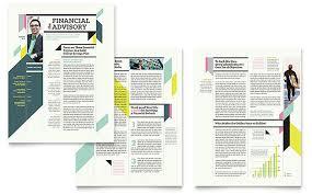 Microsoft Word Newsletter Templates Ids Branding Marketing