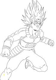 Gogeta Coloring Pages Super Saiyan 4 Gogeta Coloring Pages