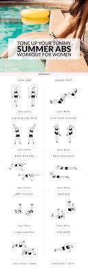 Summer Abs Workout For Women