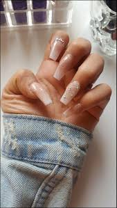 Best Coffin Nail Designs 2019 99 Best Coffin Nail Gel Nail Designs For Summer 2019 Page