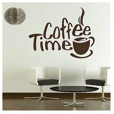 decals coffee wall art on cafe wall art design with decals coffee wall art andrews living arts way to hang coffee