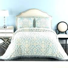 fashionable ideas chenille duvet cover king covers shabby bedding sets with white
