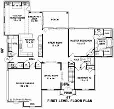 floor plans for large homes fresh house master suite 2 story large open floor plans