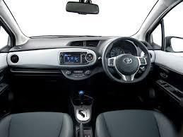 Toyota Yaris Hybrid 2012 dashboard _uk-spec | Right Hand Dri ...