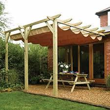 garden canopy. Rowlinsons Sienna Canopy Garden A