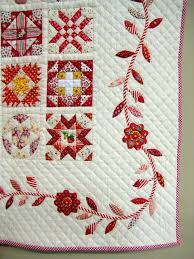 62 best Best of Quilt Quilting Patchwork images on Pinterest ... & 2012 Tokyo International Great Quilt Festival - Love the border, colors,  applique, blocks - everything! (Good way to finish my Sylvia's Bridal  Sampler! Adamdwight.com