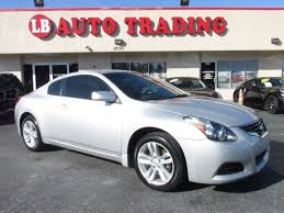 nissan altima coupe 2013. Unique Altima 2013 Nissan Altima For Sale At LB Auto Trading In Orlando FL Intended Coupe C