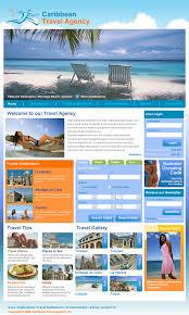 Travel Templates Travel Agency Dreamweaver Templates