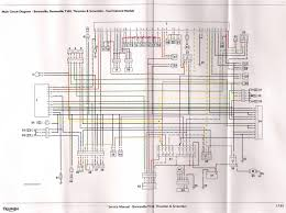 wiring schematic for thruxton triumph forum triumph rat this image has been resized click this bar to view the full image
