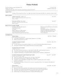 Quality Engineer Resume Format Megakravmaga Com
