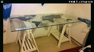 ikea glass table top glass table top glass table top and white trestle legs round glass table tops ikea glass table tops canada
