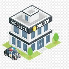 police station building clipart. Exellent Police Police Station Officer Clip Art  Cartoon In Station Building Clipart S