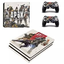 Apex legends PS4 Pro Stickers PS 4 Play ...