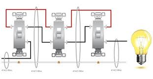 how to wire a 4 way switch 4 lights what are some examples 4 way switch is in the middle of two three ways