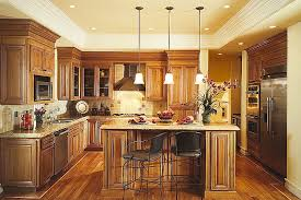 kitchen lighting example picture