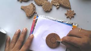 terracotta clay jewellery making tutorial how to make a simple flower pendant you