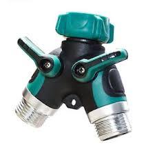 garden hose splitter. Image Is Loading Garden-Hose-Splitter-2-way-Y-shape-Valve- Garden Hose Splitter Y