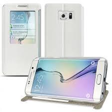 Efabrik Flip Cover Für Samsung Galaxy S6 Edge Hülle Schutztasche
