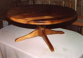 round coffee table diy furniture plans