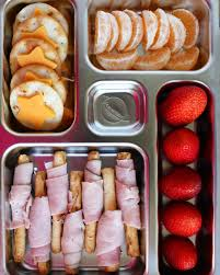Bento Box Decorations 100 SuperCool Kids' BentoBox Lunches You Can Actually Make 58