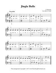 Free download jingle bells with note names for easy piano by christmas. Jingle Bells Free Level 2 Christmas Piano Sheet Music With Chords And Lyrics