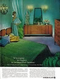 S Bedroom Furniture Kroehler Bedroom Furniture 1961 Mid Century Modern Interior
