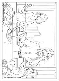Coloring Barbie Coloring Pages Printable Colouring In Pictures For
