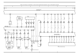 repair guides overall electrical wiring diagram (2004) overall 2004 Toyota Sienna Stereo Wiring Diagram radio and player (2004) 2004 toyota sienna radio wiring diagram
