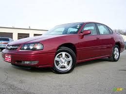 2005 Sport Red Metallic Chevrolet Impala LS #2973979   GTCarLot ...
