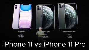 Difference Between Iphone 8 And X Chart Iphone 11 Vs Iphone 11 Pro Whats The Difference Macworld