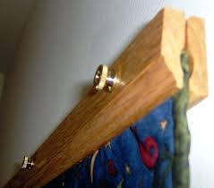 wall mount quilt rack custom memory quilts quilt hangers wall mounted quilt rack woodworking plan