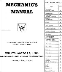 1953 1954 willys jeep cj 3b repair shop manual original this manual covers all 1953 1954 willys cj 3b jeep models this book has 155 pages measures 8 5 x 11 buy now to own the best manual for your vehicle