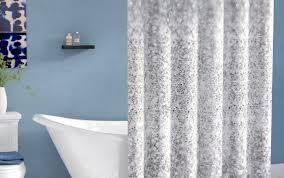 liner rug shower beyond curtain white ruffle grey fabric bath blue and ba dark yellow set