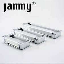 ... Silver Square And Rectangle Antique Metal And Aluminum Kitchen Cabinet  Handles Design: Brilliant ...