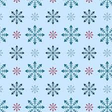 snowflake pattern wallpaper. Brilliant Snowflake Red Blue Arrow Snowflake Pattern Background Wallpaper Texture Premium Vector Intended