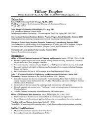 Resume Samples Student Sample College Student Resume Template Easy Resume Samples Resume 17
