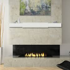 White fireplace mantel shelf Minimalist Main Woodland Direct Pearl Emory White Adjustable Fireplace Mantel Shelf Woodlanddirect