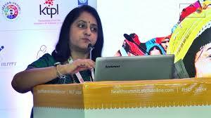 """2nd Health Summit Raj.""""16 - Dr Priya Balasubramaniam (Balu) Kakkar, Senior  Public Health... - YouTube"""