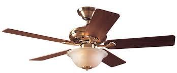 hunter 52 brookline antique brass ceiling fan 22455