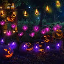 Indoor Halloween Lights Halloween Lights Battery Operated For Outdoor Indoor Party