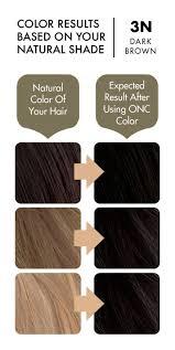 Light Hazelnut Brown Hair Color 6g Hazelnut Brown Hair Dye With Organic Ingredients 120 Ml 4 Fl Oz