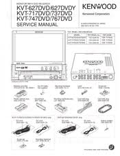 kenwood kvt 747dvd manuals kenwood kvt 747dvd service manual
