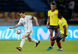 พลาดทดเจ็บ! อาร์เจน บุกนำ 2-0 จบเจ๊า โคลอมเบีย 2-2 คัดบอลโลก อเมริกาใต้