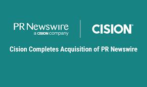 Pr Newswire Cision Completes Acquisition Of Pr Newswire Gorkana