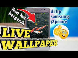 bikin wallpaper bergerak di hp samsung